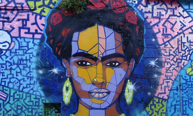 Frida Kahlo - affiche