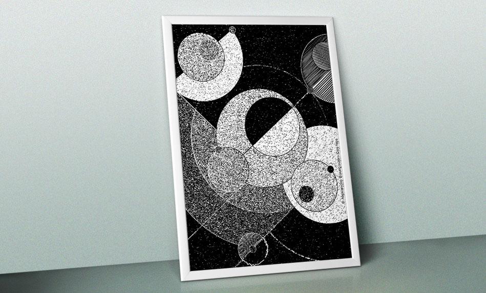 Série de formes - Cosmos