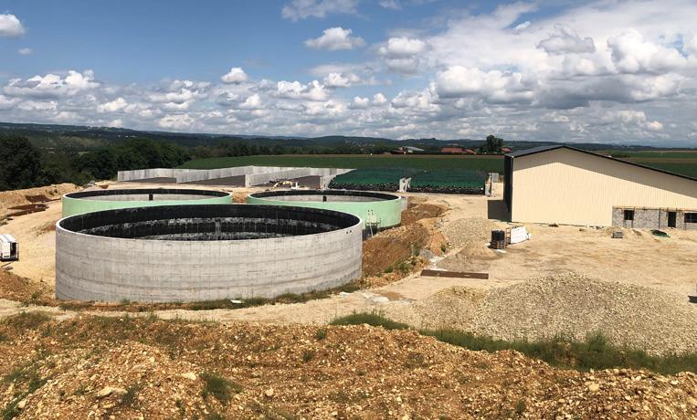Biogaz Tech - roll'ups